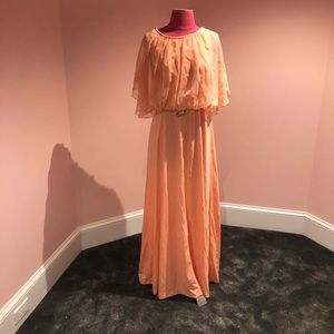 Vintage 60s/70s gown